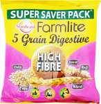 Sunfeast Farmlite 5 Grain Digestive High Fibre Biscuit(1 kg)