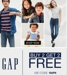 NNNOW Buy 2 Gaps Product Get 2 Free