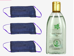 TataCliq: 100ml sanitizer and 3 anti-dust masks for free(user specific)