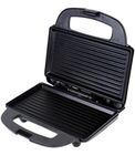 Lifelong Grill-It 115 Grill Plate Sandwich Maker (Black)