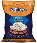 Kohinoor Super Silver Aged Basmati Rice,5kg
