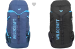 Wildcraft Rucksacks 70% off from Rs. 949 + Buy More Save More Offer