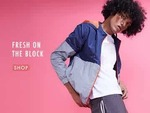 Flat 66% Off On Men's And Women's Apparel Starting from 300