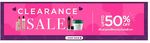 Purplle Beauty Clearance Sale - Top brands Himalaya,Lakme,Biotique & More Flat 50%OFF