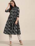Women's Fusion Wear Kurta Under Rs.799 Upto Rs.80%