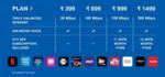 Jio Fiber Free 30 Day Trial + New Tariff Plans ( Truly Unlimited Internet)