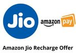 Amazon Jio:- Recharge with min 401 rs get 50 cashback (User specific)