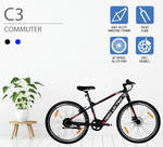 HERO LECTRO Electric-CYCLE-  starting price 24,999 Rs