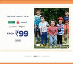 top brand kids cloth up to-75% off
