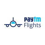 10% cashback upto 1000 on flight booking via paytm
