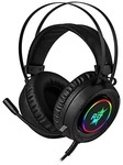 [back]Redgear Cloak Wired RGB Gaming Headphones with Microphone for PC