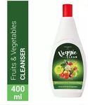 Prebook - Veggie Clean Fruits & Vegetables Washing Liquid  (400 ml)