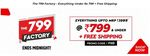 Last Day - Brand Factory The 799 Factory Sale Everything under Rs.799 + Free Shipping