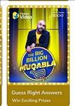 Flipkart Video Presents Big Billion Day Muqabla, 15th Oct, win gvs and scs
