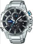 Casio Edifice Analog Black Dial Men's Watch - EQB-800D-1ADR (EX402) 40%off