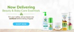 Flat 35% Off on All mamaearth Products + 5% Instant Discount with Prepaid
