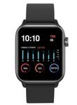 Gionee GSW5 Thermo Smartwatch  (Black Strap, Regular) 33% Off At Rs.2999