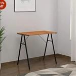 @home by Nilkamal Finley Study Desk (Teak)