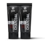 Beardo Activated Charcoal Facewash Pack of 2 At Rs.199 + Shipping