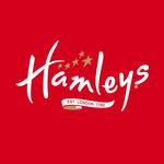 hamleys : Up to 50 % off + Extra 15 % off through ICICI