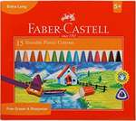 Faber Castell -- Oil Pastel Colors Set from Rs.59