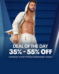 Reebok Deal of the Day - Flat 35 - 60% Off On Footwear and Accessories +10% Extra via HDFC Cards