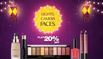 Facescanada - Get Flat 20% Off + Extra 15% Off By Using Coupon Code