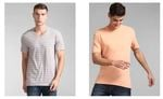 GAP Clothing at 60%-70% off Starting From Rs.299