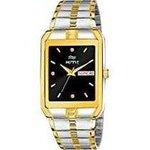 HEMT Day & Date Display Analog Watch - HM-GSQ007