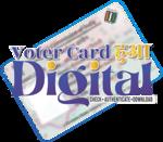 Get digital voter ID card