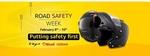 Road Safety Week 8th - 10th Feb
