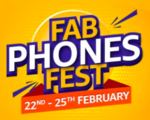 Last Day Amazon Fab Phones Fest - Top Brands Mobile Up to 40% Off + Bank Offers