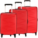 Up to 80% off On Branded suitcases set of 3 starting at Rs.5899