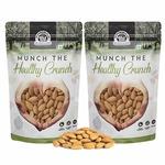 WONDERLAND FOODS (DEVICE) Raw California Almonds (800 Grams (400g x 2))