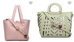 [Triple offer] Wildcraft Diana Korr & More Brands Backpacks, Handbags  Up to 80 % off  + ₹ 150 off