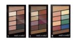 Wet n Wild Set of 3 Color Icon Eyeshadow Pan Palette