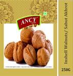 Ancy Inshell Fresh Paper Walnuts, Premium Quality Dry Fruits-250g