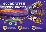Cadbury EPL Open Campaign Win UK Trip and more prizes