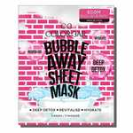 Colorbar Cosmetics Bubble Away Sheet Mask, 28 g (Pack of 5)