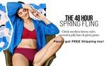 48 Hrs Spring Fling Saleat zivame
