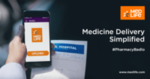 Medlife - Flat 25% discount on Rs1500 MRP order (15% off + extra Rs150 off) - all users