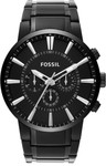Flat 50% off on Fossil Watches Starting @ 3410 Rs