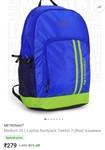 METRONAUTMedium 25 L Laptop Backpack Trekker 2(Blue) upto 81% + use coins