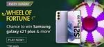 Amazon Wheel Of Fortune Win Samsung Galaxy S21 Plus & more*