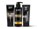 Beardo Ultimate Facewash Combo @ 400 + RS. 49 CASHBACK FOR VIP'S