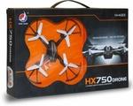 HYPRAW _ Drone HX750 Drone 2.6 Ghz 6 Channel Remote Control Quadcopter Stable Remote-Control Quadcopter with Two Extra Blades (Multicolor)