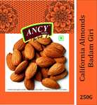 AncyFood American Extra Long Sweet Best Sanora Almonds 250 GM  68% off