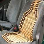 Seat cover - to avoid or reduce sweating jugad