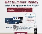 Get Extra 250 off on Loungewear Pre-Packs  + Free Men's Intimate Wash Worth Rs.399