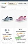 ELISE Women's Sneakers starts @ 120